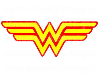 Free Wonder Woman Clip Art.