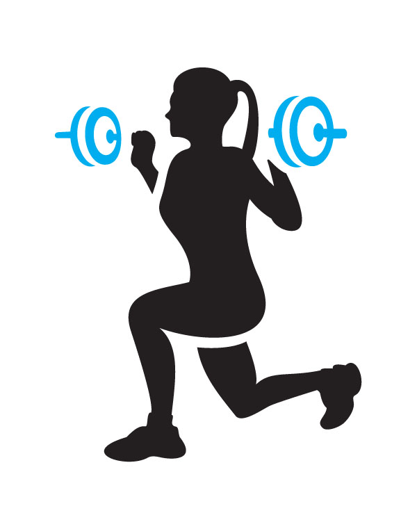 1369 Workout free clipart.