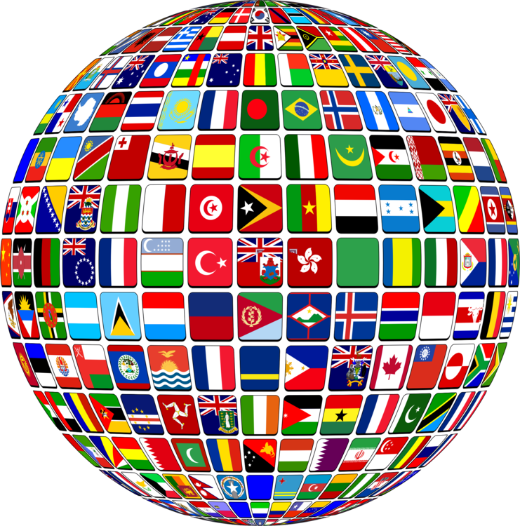 Flag of the world clipart images gallery for free download.