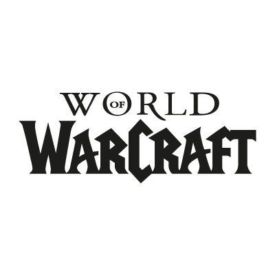 World of Warcraft vector logo free download.