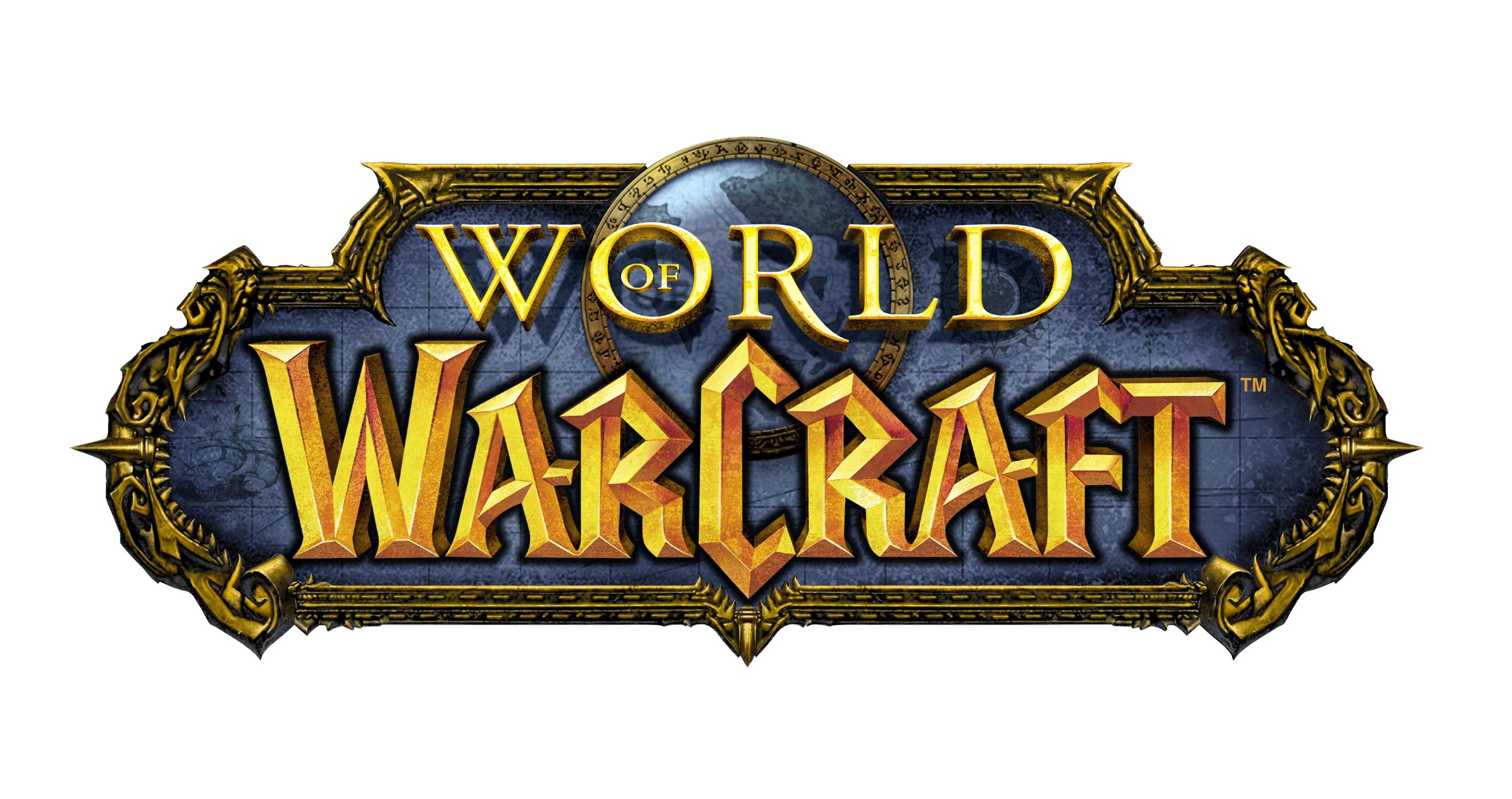 World of Warcraft Logo [WoW.