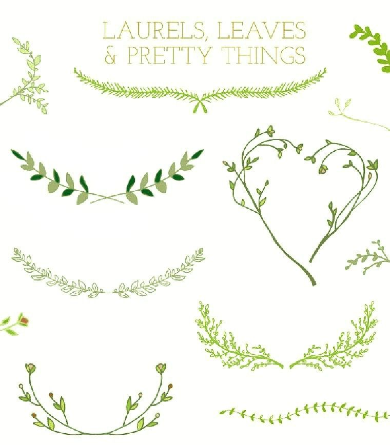 Free Wreath Clipart & Free Clip Art Images #17868.