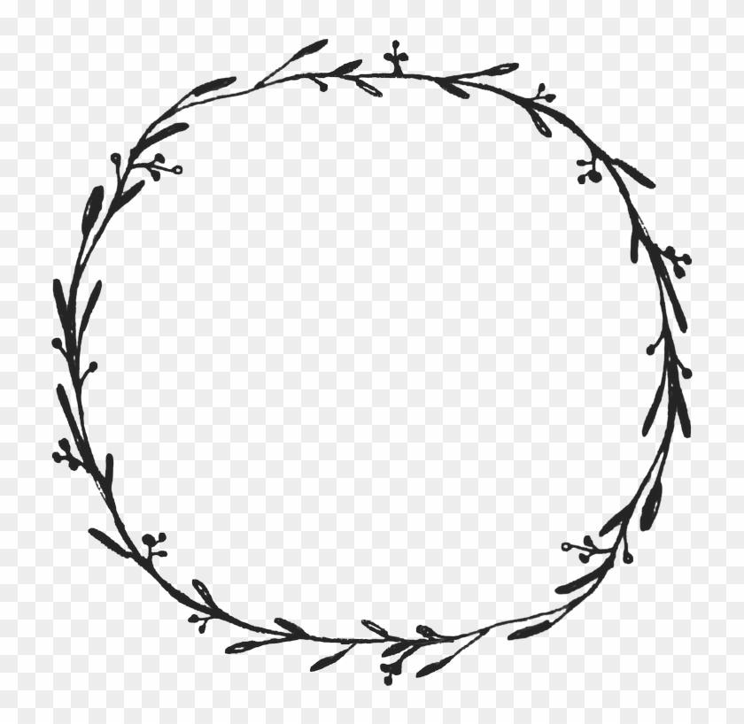 4 Free Wreath Graphics.