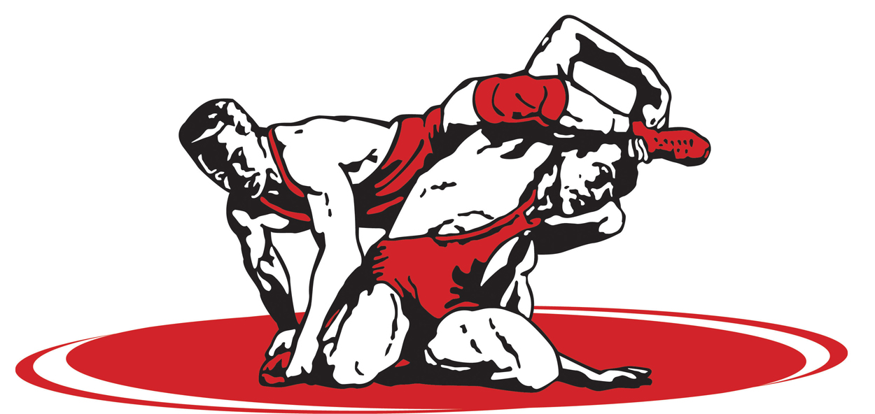 180 Wrestler free clipart.