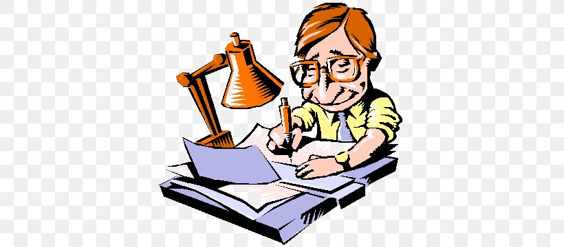 Writer Writing Book Author Clip Art, PNG, 357x360px, Writer.
