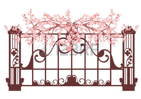 2,646 Wrought Iron Stock Vector Illustration And Royalty Free.