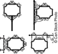 Wrought iron Clipart and Stock Illustrations. 2,513 Wrought iron.
