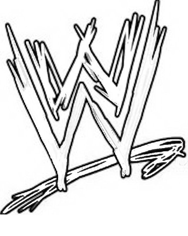 Free Wwe Coloring Pages Printable, Download Free Clip Art.