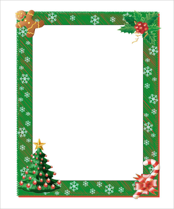 christmas templates word.