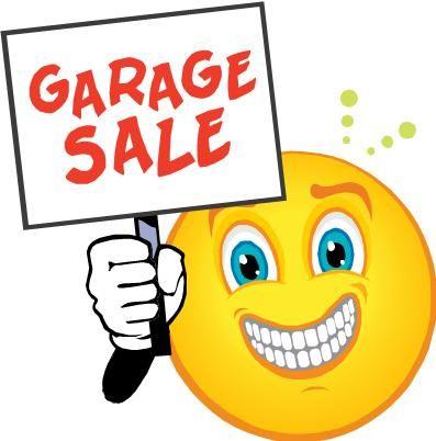 Garage sale free yard sale clip art clipart 3.