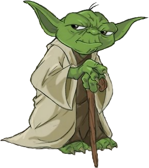 Yoda Clipart Group with 50+ items.