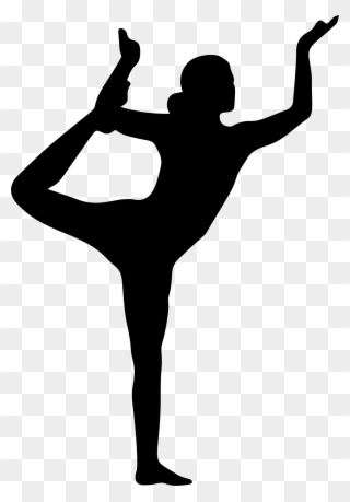 Free PNG Free Yoga Silhouette Clip Art Download.