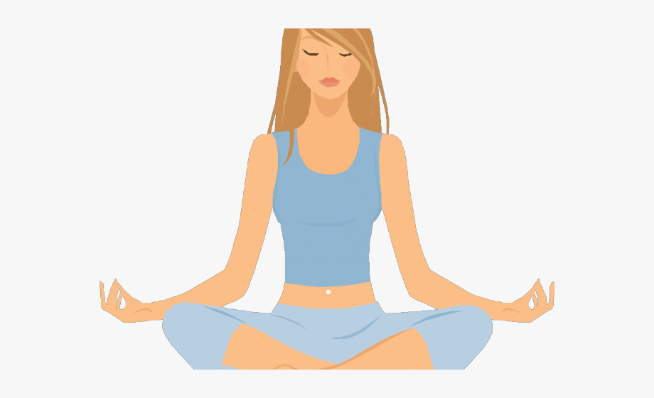Yoga Clipart Yoga Teacher.