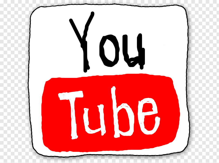 Youtube logo, YouTube Logo Wordmark Icon, Youtube free png.