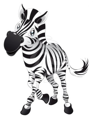 Free zebra clipart clip art pictures graphics illustrations 2.