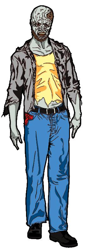 Free to Use & Public Domain Zombie Clip Art.