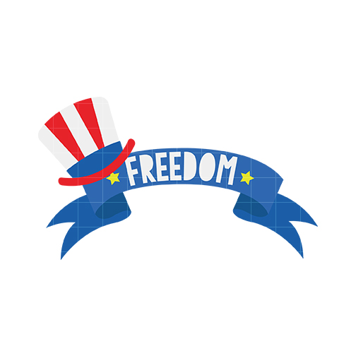 Freedom Clip Art Images.