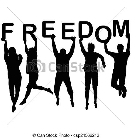 Free freedom clipart.