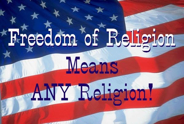 NiftyIdeas: Religious Freedom.
