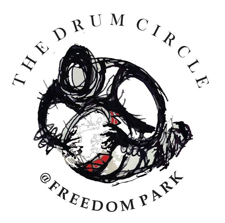 Drum Circle at Freedom Park Lagos.
