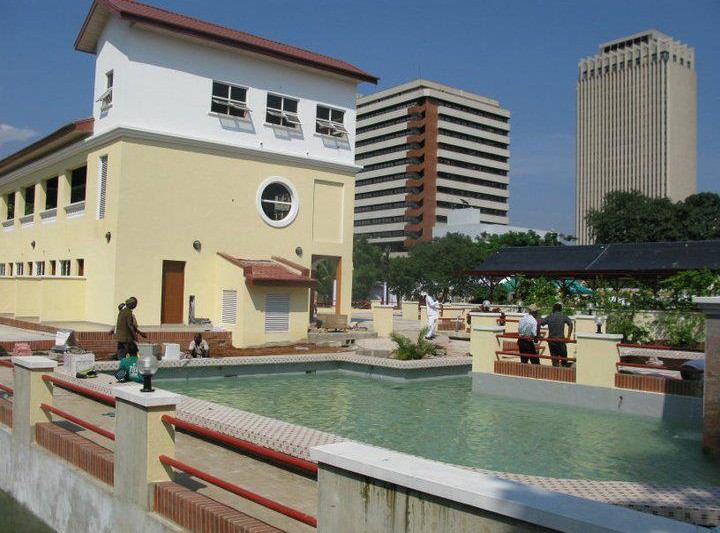 Freedom Park Lagos.