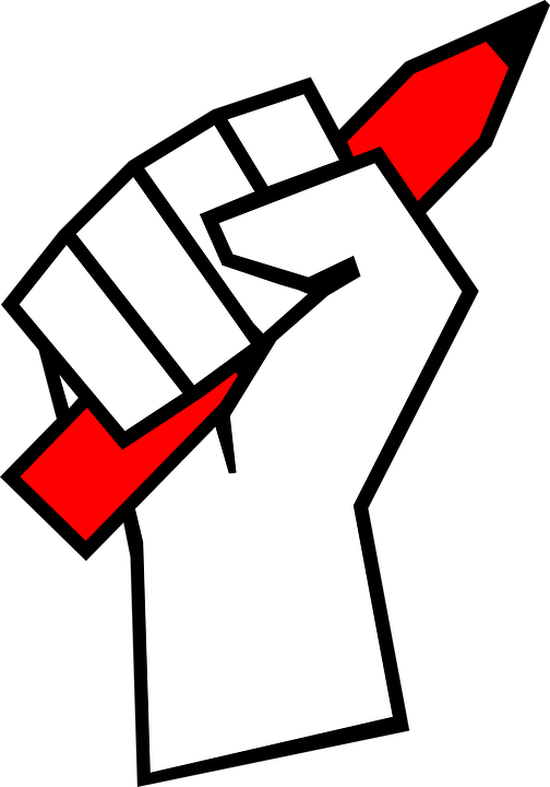 Fist Freedom Of Expression.