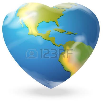 6,911 Heart Globe Cliparts, Stock Vector And Royalty Free Heart.
