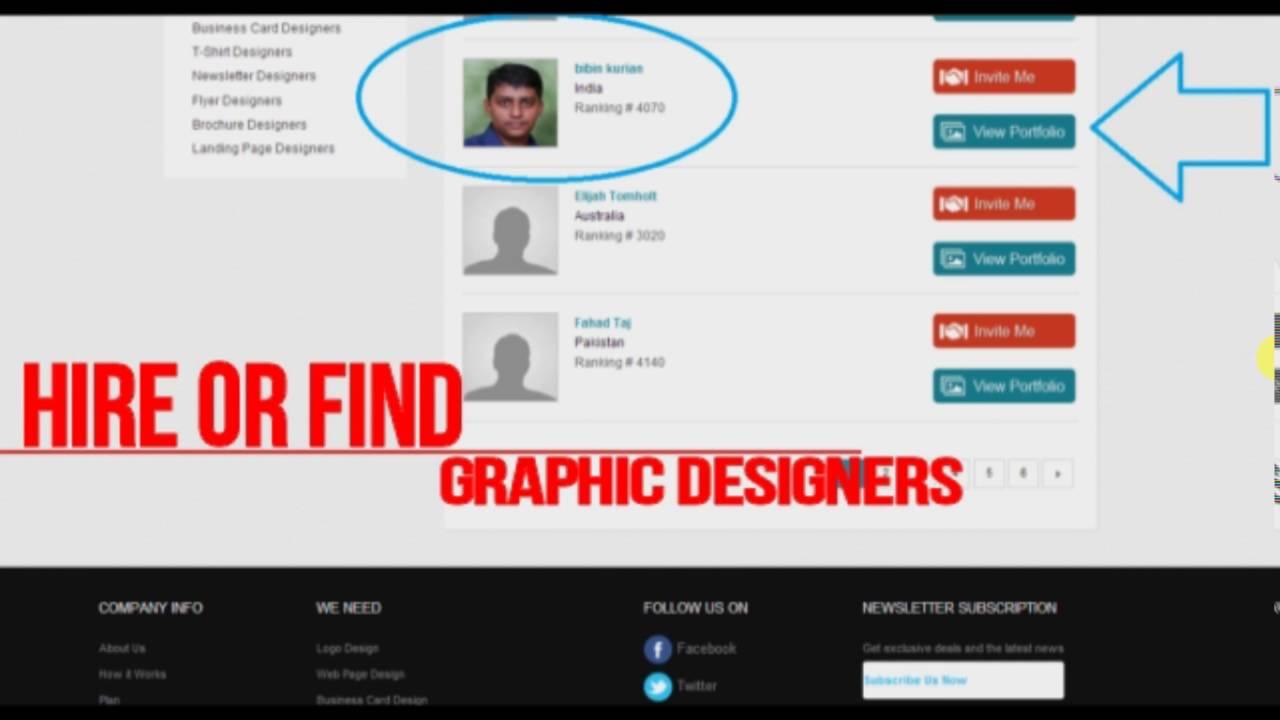 Freelance Graphic Design Jobs Online.