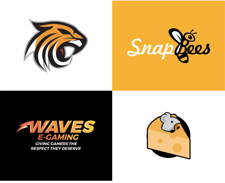 Inspiring Logo Designs from Freelancers Around the World.