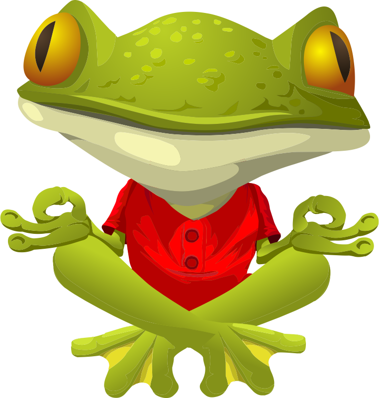 Cute Frog Graphics.