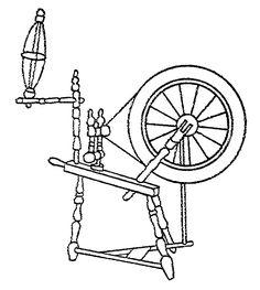 Free spinning.