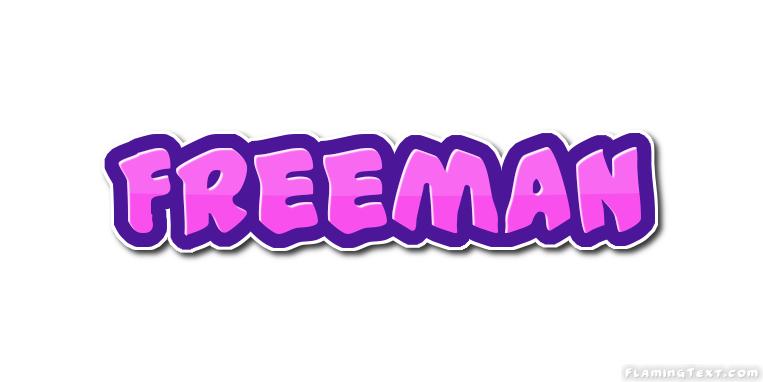 Freeman Logo.