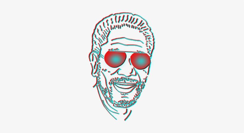 Morgan Freeman 3d Clipart Icon Png.