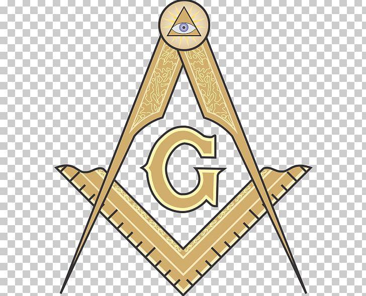 Square And Compasses Freemasonry Symbol Masonic Lodge PNG.