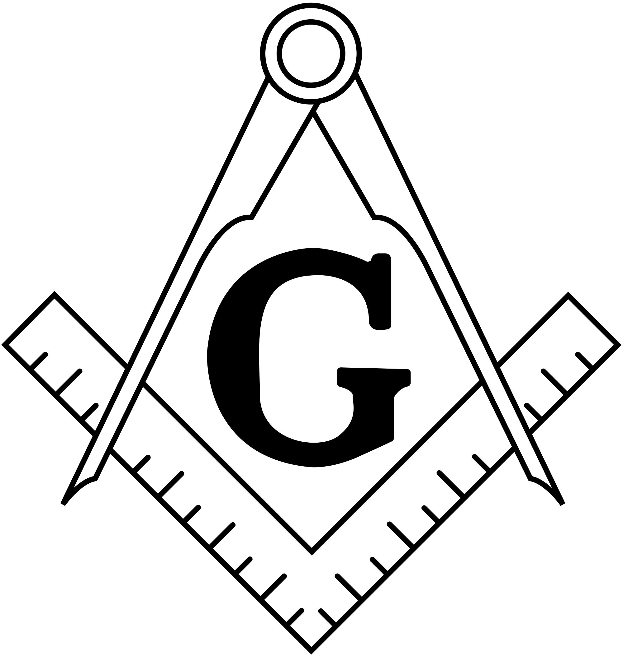 Collection of Freemasonry clipart.