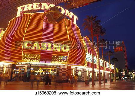 Pictures of casino, Las Vegas, Nevada, NV, Glitter Gulch, The.