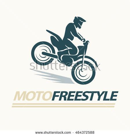 Motocross Vector Stock Vector 275106629.