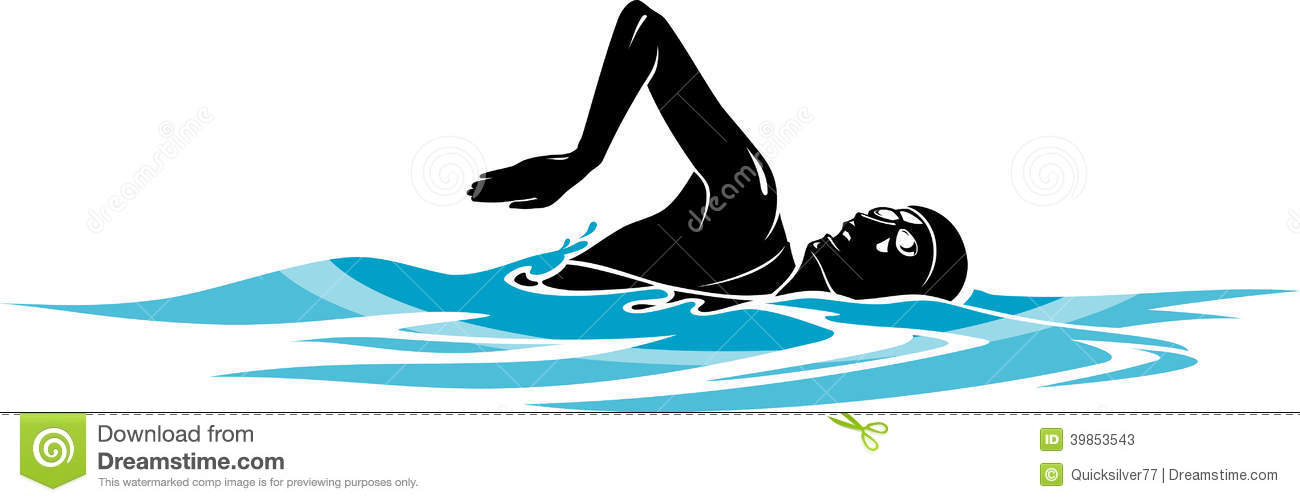 Freestyle Stroke Clipart.