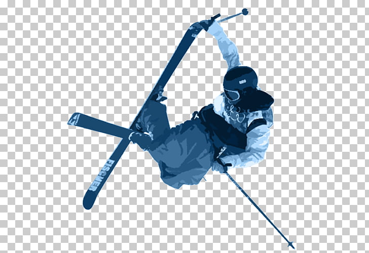 Winter Olympic Games Freestyle skiing at the 2018 Olympic.