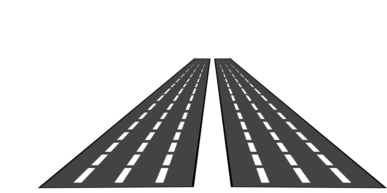 Freeway clipart.