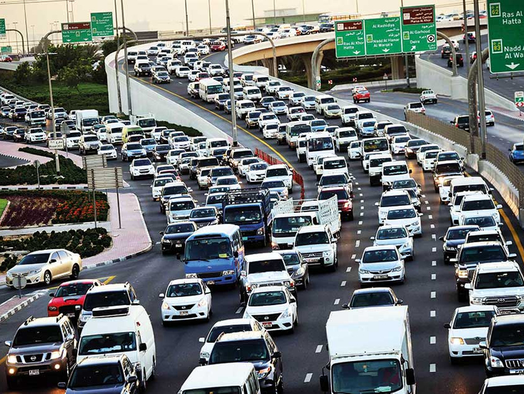 Ramadan campaign: Tolerance on the roads.