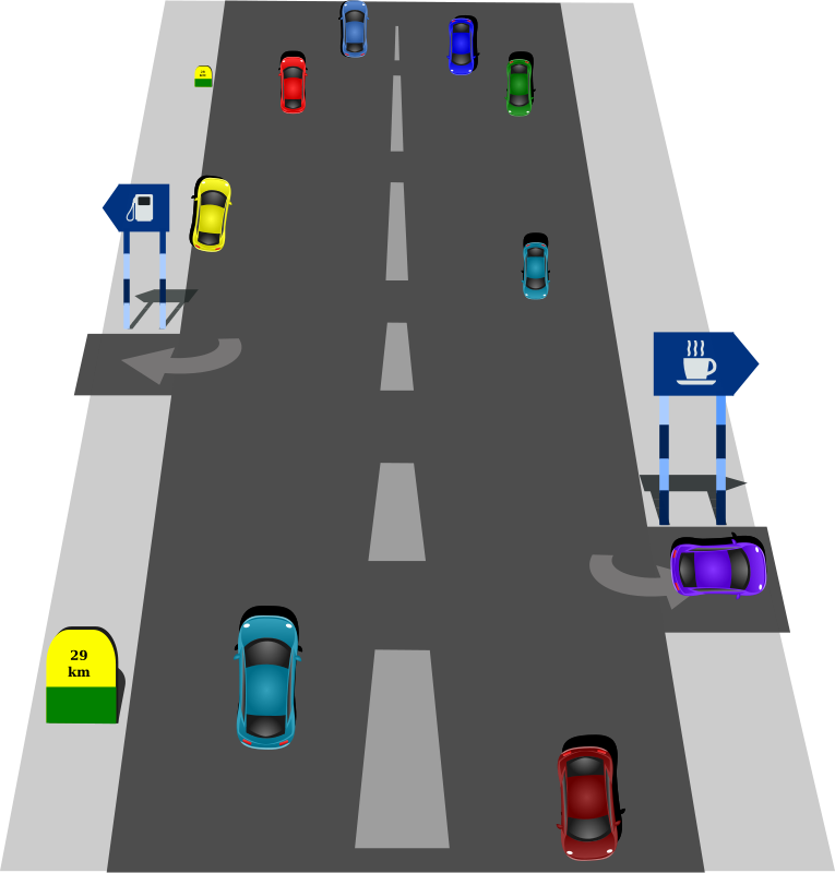 Free Clipart: Road.