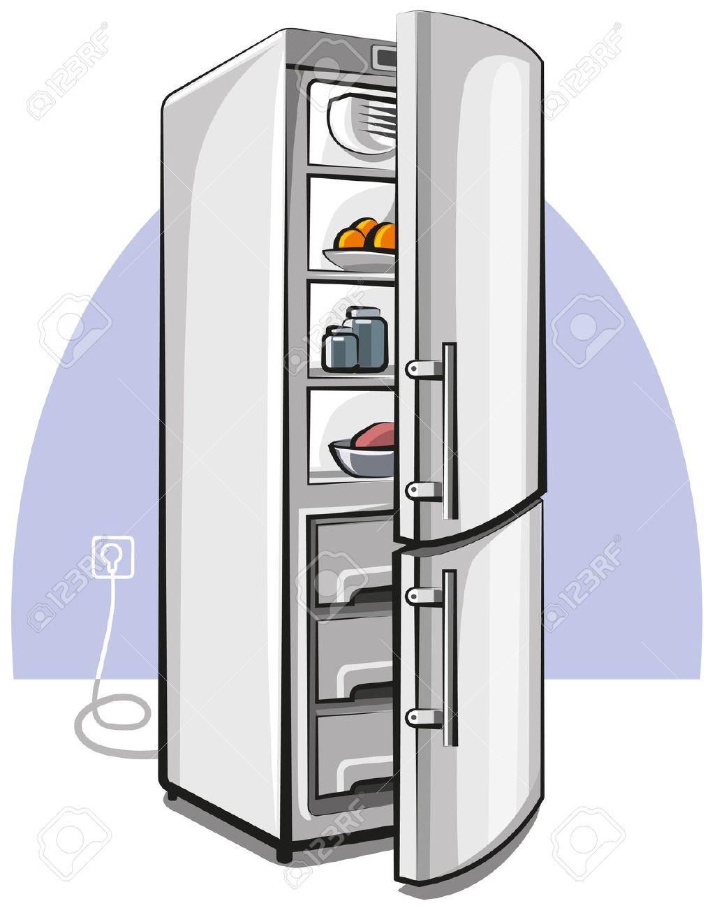 Freezer Clip Art Free.