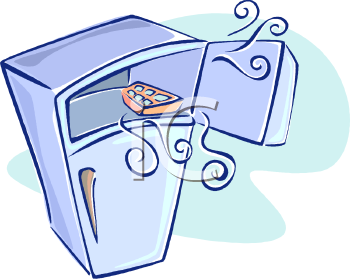 Freezer meal clipart.