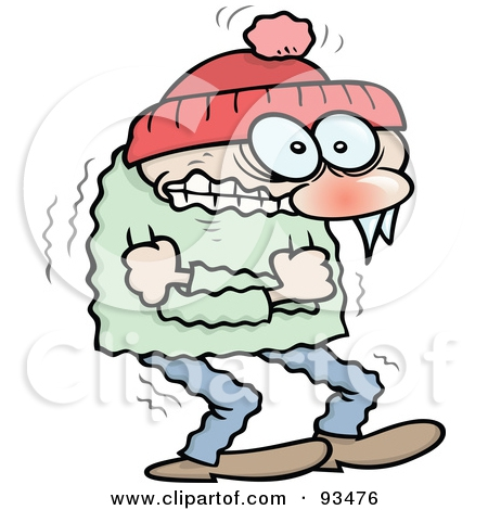Freezing Cold Person Clipart#1984023.
