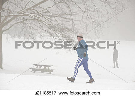 Picture of England, Essex, Westley Heights. A middle aged man.