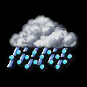 Freezing Rain And Sleet Photo by weatherstooge.