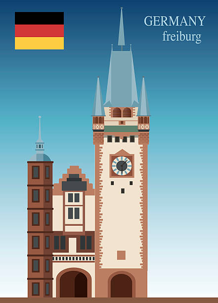 Freiburg Clip Art, Vector Images & Illustrations.