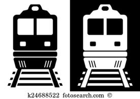 Freight train Clipart Vector Graphics. 2,100 freight train EPS.