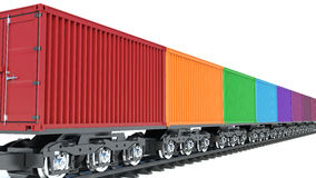 Clipart freight train.